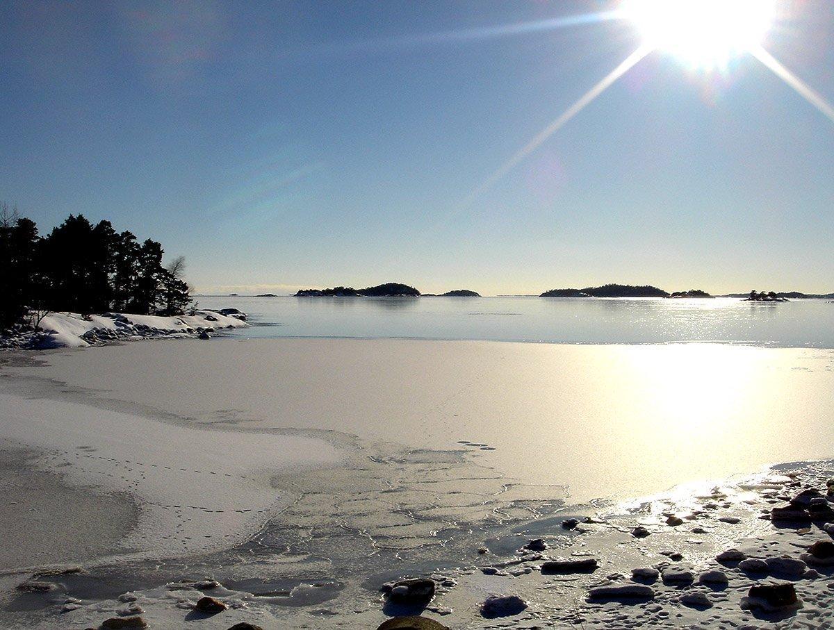 Bruket, Muskö. Foto: Bengt Grönkvist