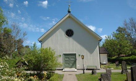 Muskö kyrka