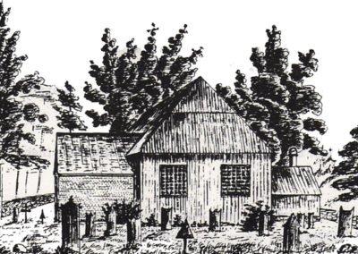 Muskö kyrka ca 1630