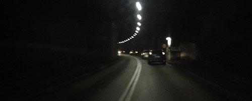 Ny belysning snart på plats i Muskötunneln