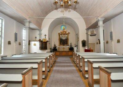 Muskö kyrka. Foto: Bengt Grönkvist