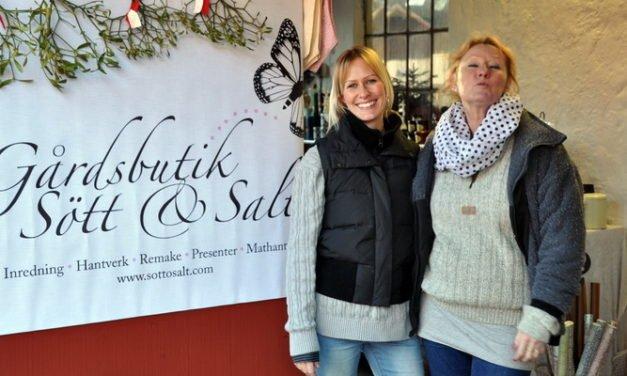Gårdsbutik Sött & Salt