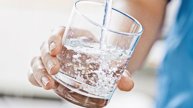 Bakterier i dricksvattnet på Muskö