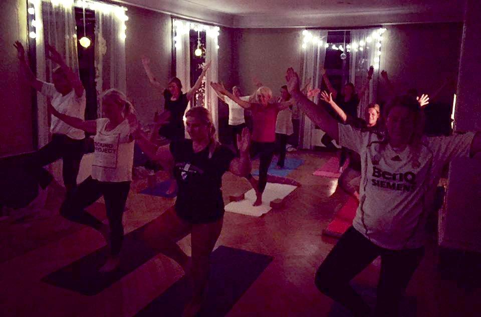 Yoga på Drömgården