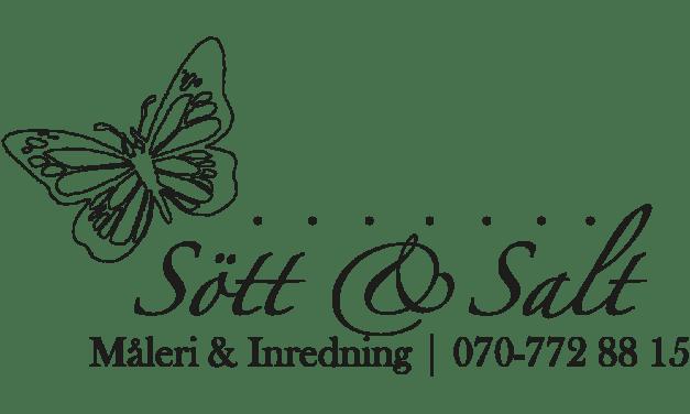 Sött & Salt Måleri & Inredning