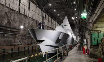 Musköbasen: Marinkommando Ost – Sveriges största kassaskåp.