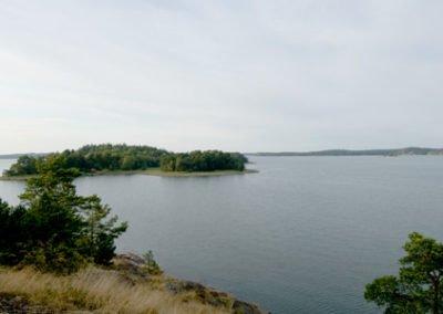 Utsikt från Jeppes Udd. Foto: Bengt Grönkvist