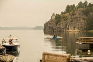 Muskö är en av de tillgängligaste öarna i Stockholms skärgård. Foto: Trippa.se