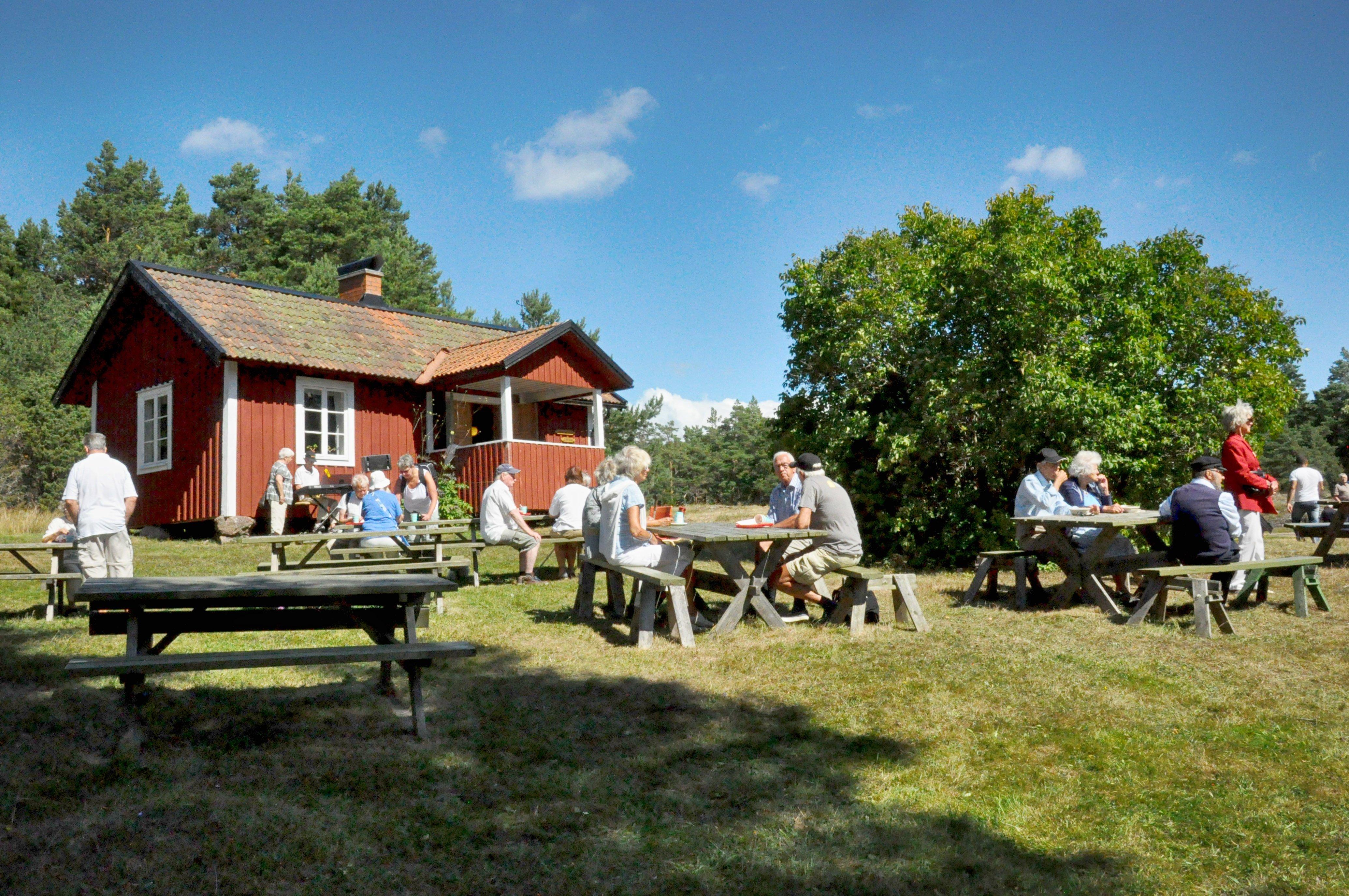 Muskö Hembygdsdag. Foto: Bengt Grönkvist