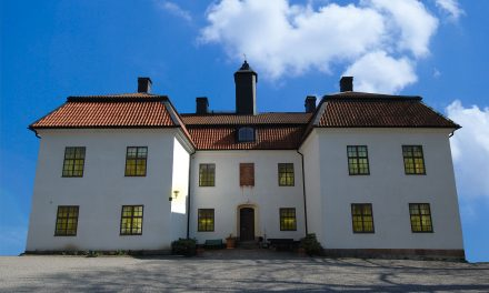Korttidsboende på Ludvigsbergs herrgård i sommar