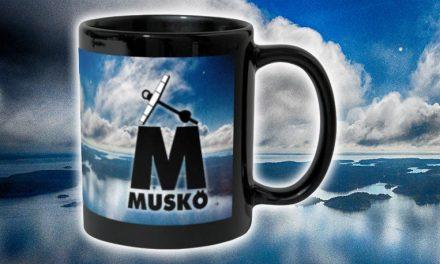 Ny produkt i shoppen – en Muskömugg!