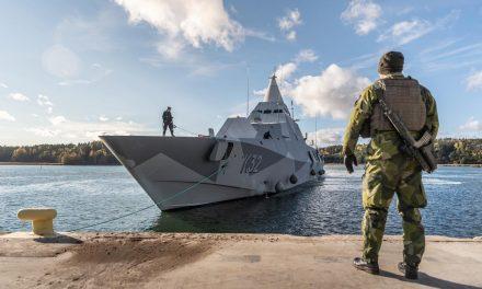 400 soldater övar på Södertörn – ska skydda samhället mot sabotage