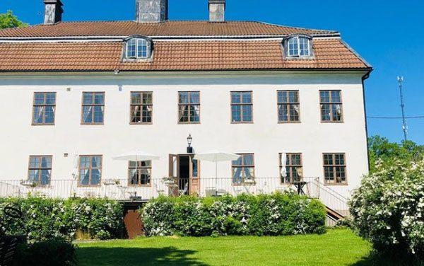 Sommaren på Ludvigsbergs Herrgård