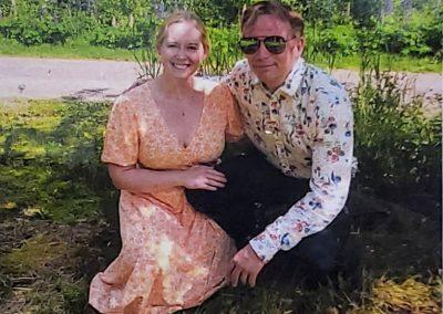 Musik vid Grytholmen - Johanna Martell och Mikael Weiter