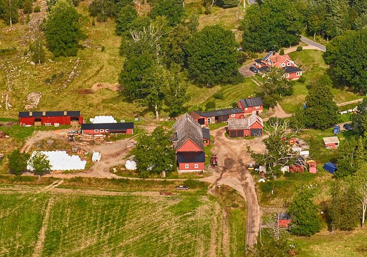 Björkdals Gård - Muskö Gårdsbutik