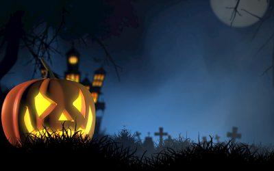 Halloween på Arbottna